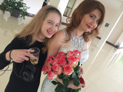 Тамара Палий-свадьба