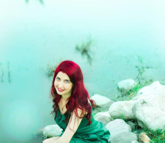 Тамара Палий-как интриговать и быть загадочной