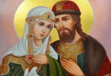 Петр и Феврония легенда